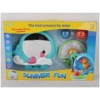 China Baby Toys Mirror shower combination wholesale