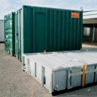Moveable Mini Container House , Fully Finished Storage Container Modular Homes