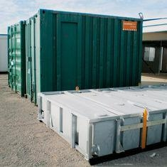Quality Moveable Mini Container House , Fully Finished Storage Container Modular Homes for sale