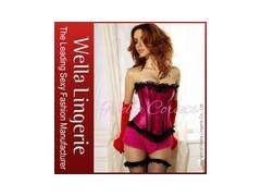 Quality Underwear Plus Size Fine Satin Overbust Lace Trimmed Corsets and Bustiers for Fat Women for sale