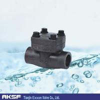 China forged steel check valve Forging Steel Check Valve wholesale