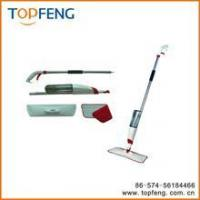 China Microfiber Spray Mop with water bottle wholesale