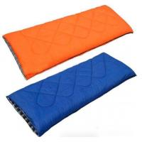 China Nylon Fabric Envelope Sleeping Bag on sale