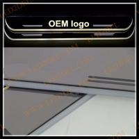 China led door sill scuff plate light for BMW wholesale