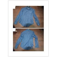 China low price jeans women's denim shirt on sale
