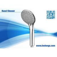 China Basics Economic Rain Shower Head With Handheld 5 Functions Hydro ABS on sale