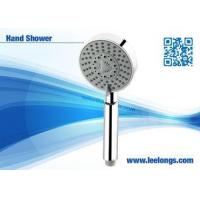 China Detachable ABS 3 Function Shower Head Hand Held Fits For Shower Hose , Slide Bar on sale