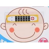 China CUTE Cartoon forehead thermometer sticker, fever scan thermometer strips , temperature stickers on sale