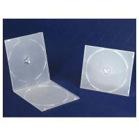 China CD CASES 7mm semi-clear single PP CD case on sale