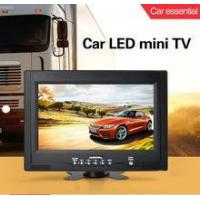 China 9 inch 12V car lcd monitor mini tv with USB, SD function wholesale