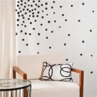 China 2015 New Design Top Quality Gold Dot Wall Sticker wholesale