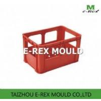 China Injection Mould plastic beer case mold Plastic Crate Box Mould on sale