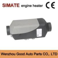 China Best Selling Portable Diesel Oil Fired Space Heater For Cars with 12V Car Heater Fan on sale