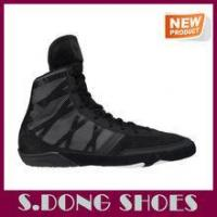 China Latest new design men chinese wrestling shoes for sale on sale