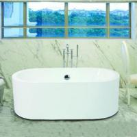 China White Bathtub Freestanding Bathtub from China Factory on sale