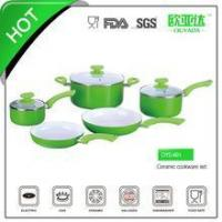 China Non-stick ceramic cookware set OYD-C601 wholesale
