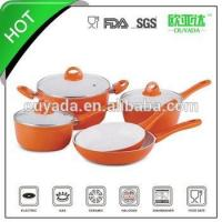 China aluminum non-stick cookware wholesale