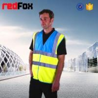 China traffic security high visibility safety vest on sale