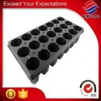 China 21 Cells Forestry plastic seedling tray wholesale