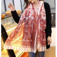 China Silk floral scarf wholeslae wholesale