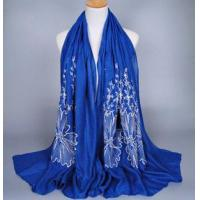 China Wholesale embroidered scarf cotton wholesale
