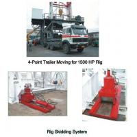 China Tralier Mounted & Skidding Type Drilling Rig wholesale