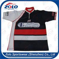 Custom Made Rugby Team Jersey 006