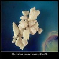 China white fused aluminium for refractory material industry for s on sale