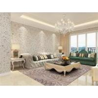 China RK serise YISENNI Korean beautiful 3D interior wallpaper wholesale