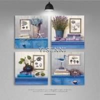 Buy cheap Frameless painting YISENNI high quality modern printed decor painting without frame painting from wholesalers