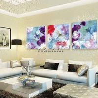 Buy cheap wholesale YISENNI modern abstract artistic painting for wall decoration from wholesalers