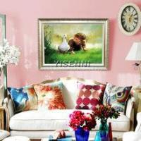 Buy cheap Figure oil painting YISENNI reality hand painted house decoration lovely boy oil painting from wholesalers