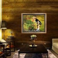 Buy cheap Figure oil painting YISENNI high quantity figure oil painting cute boy wall painting for decor from wholesalers