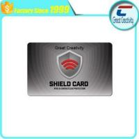 China ISO14443A - RFID Blocking Credit & Debit Card Protector wholesale