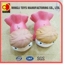 Quality PU Stress Toys 2016 Fashionable design pu soft toy for sale