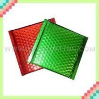 China Top grade quality custom colored padded envelope wholesale metallic bubble mailer on sale