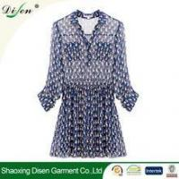 China Fashion chiffon summer night dress online doll dress-up girl games wholesale