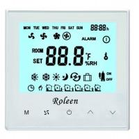 China RL301 Touch Screen LCD FCU Thermostat wholesale