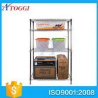China wire shelf easy installation kitchen foldable white wire shelving wholesale