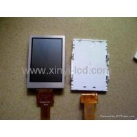 Buy cheap DF1624X FPC-1 LCD screen display for Garmin edge 800 GPS from wholesalers