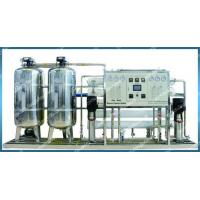 China Water Treatment System 4Ton Hour Double stage RO Pure Water Treatment Equipmen1 wholesale