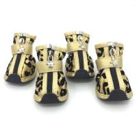 China Dog Shoes & Boots PU Dog Sneakers wholesale