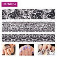 Buy cheap 2016 new Lace sticker for nail art from wholesalers