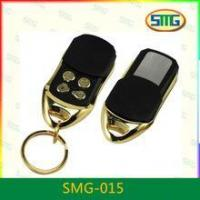 Buy cheap Fixed/Learing code Remote Gold color 433.92 universal gate opener remote control SMG-015 from wholesalers