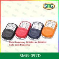 Buy cheap SMG-097D Multi frequency duplicator remotes work for wide frequency range 285mhz-869mhz from wholesalers