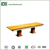 China Outdoor Fitness Equipment Outdoor Park Bench wholesale
