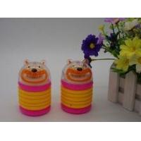 China Wooden Toothpicks with Colorful OEM Bottle wholesale