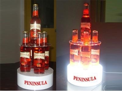 Quality LED Acrylic Beer Display for sale