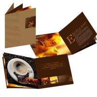 China Customize Design Brochures and Catalog Printing on sale