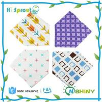 China Hot Sale Baby Drooling Scarf Bibs wholesale